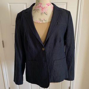 Banana republic blazer jacket